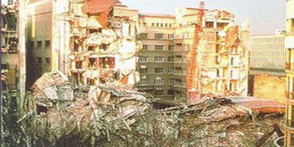 Cutremurul romanesc – eterna poveste