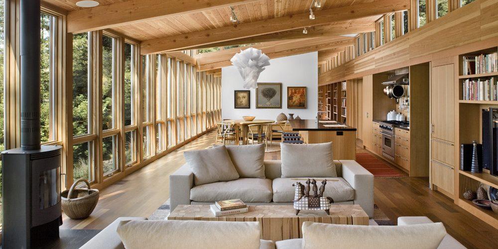 Casa din lemn este mult mai usor de construit acum
