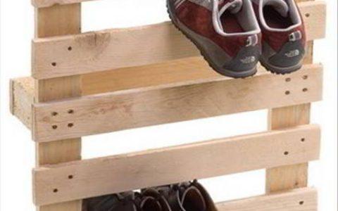 Mobila paleti lemn