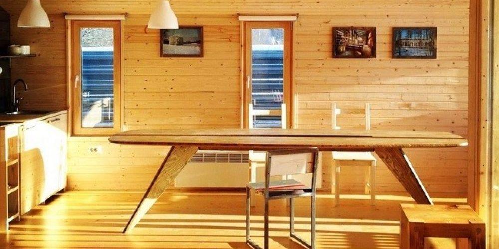 De ce sa-ti construiesti casa din lemn in secolul 21