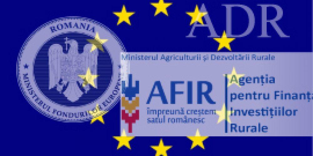 AfaceriLemn.ro – Departamentul de consultanta pentru fonduri europene