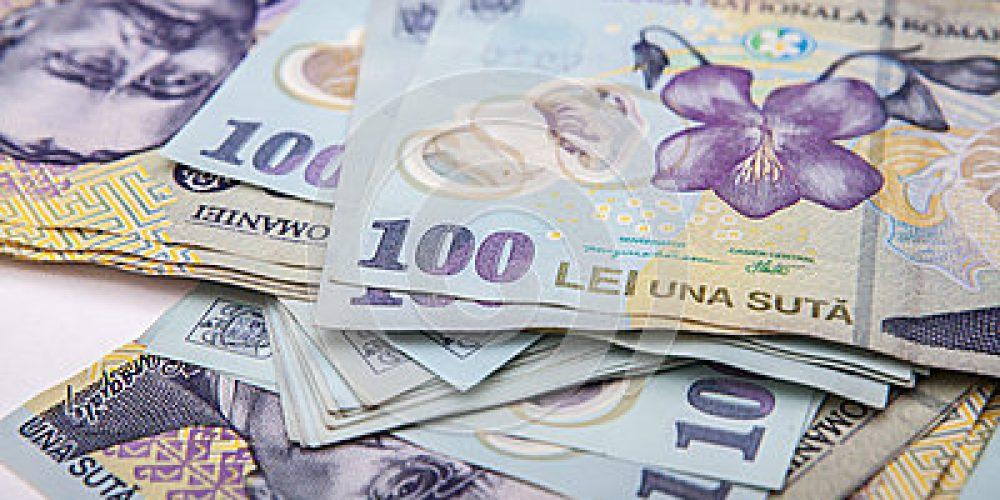 Romania creste salariul minim pe economie la 1450 RON