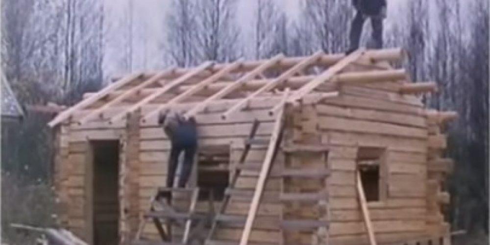 Case din lemn – realizare artizanala casa lemn finlandeza