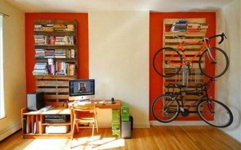 minibiblioteca - mobila paleti